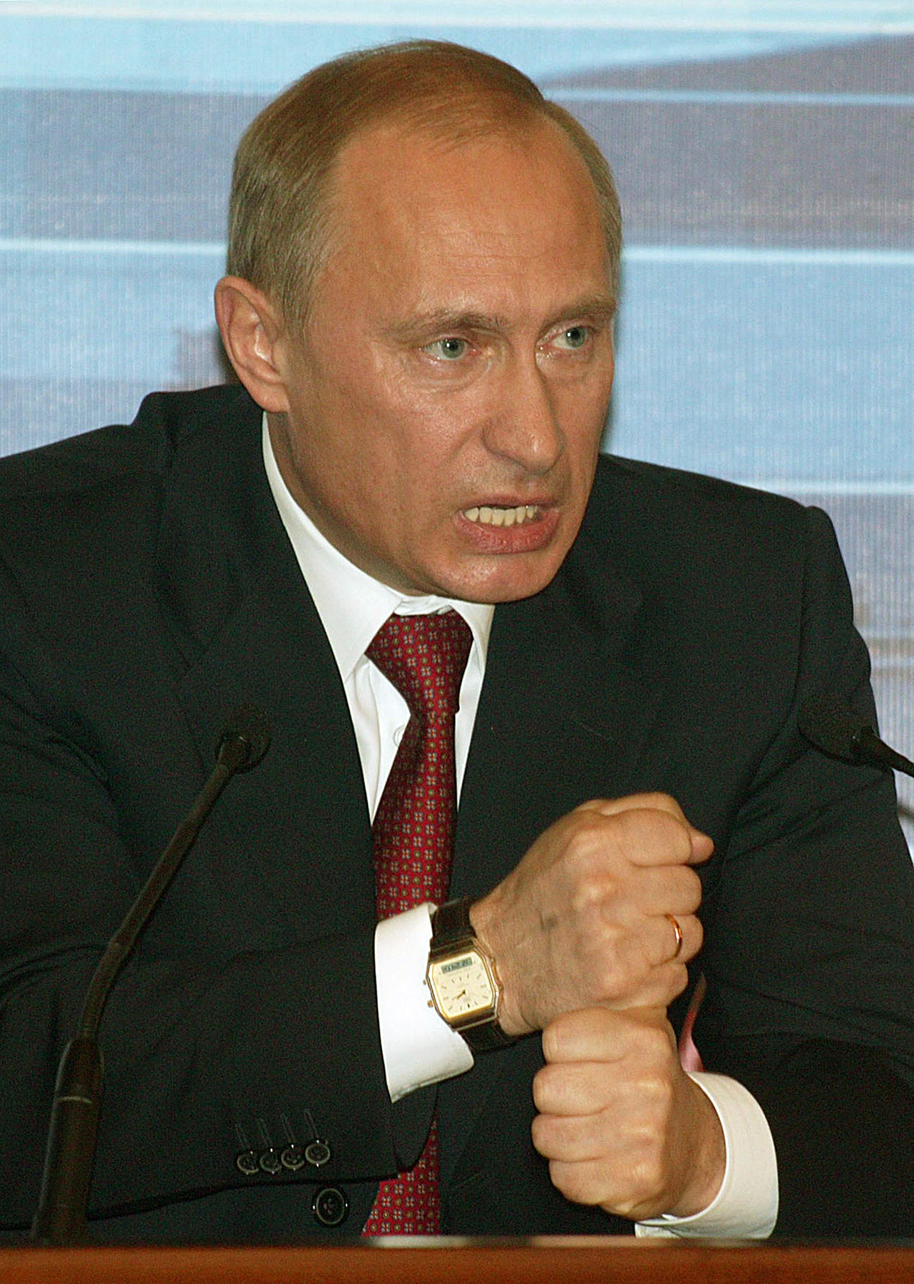 Путин уверяет, что Россия заслужила право на проведение ЧМ-2018: Мы боролись честно - Цензор.НЕТ 3671