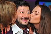 Михаил Галустян принимает поздравления