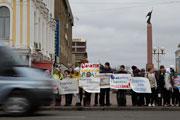 В Ставрополе вспоминали погибших в ДТП