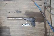 Взрывной арсенал банды уральских террористов имени полковника Хабарова