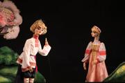 «Град Лебединец» в Областном театре кукол