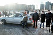 Первый чемпионат по парковке «ПаркПрофи 2013»