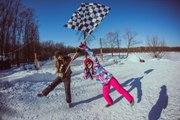 Фотоотчет Гонки Шефов 2013 - зимние игры