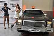 Знаменитая выставка ретромашин «Олдтаймер-галерея» открылась в Москве
