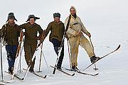 Зимняя экспедиция «КП» и Первого канала на перевал Дятлова