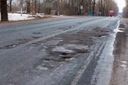 Убитая дорога Великие Луки - Псков