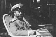 1914 год. Николай Второй на яхте «Штандарт».