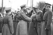 1915 год. Император с армейским командыванием.
