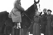 1915 год. Режица. Император с командыванием 21-ого армейского корпуса.