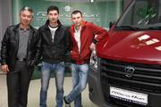 В дилерском центре ООО «Темп-Авто» г. Аксай дан официальный старт продажам «ГАЗель NEXT»