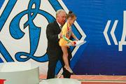 Всероссийские соревнования по художественной гимнастике «Динамо» – детям России» в Барнауле (май 2013 год)