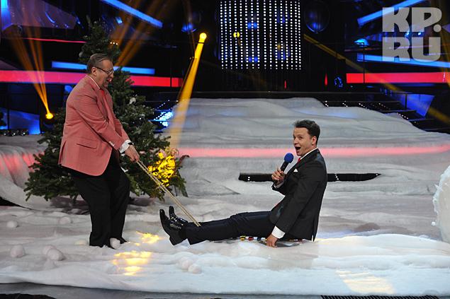 Шоу Первого канала «Один в один»: полуфинал