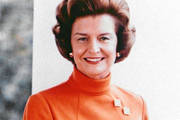 Экс первая леди США Бетти Форд