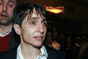 Российско-американская журналистка Маша Гессен
