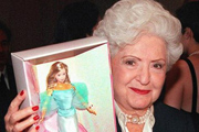 Изобретательница куклы «Барби» Рут Хэндлер