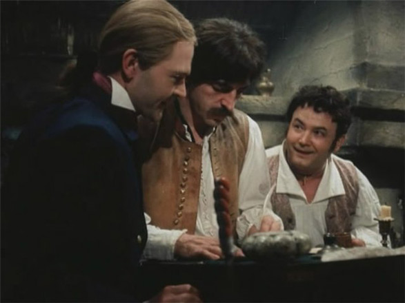 «Узник замка Иф» (1988)