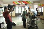 Кино о теракте в школе снимают в минской гимназии