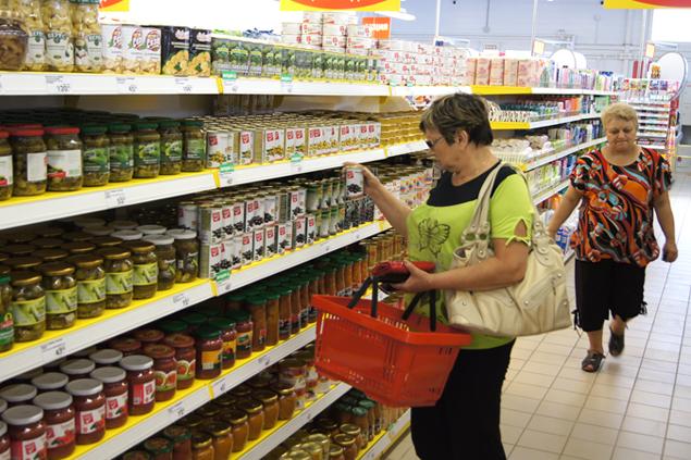 В «Пятерочке» разнообразный, конкурентоспособный ассортимент из овощей, молочной продукции, охлажденного мяса
