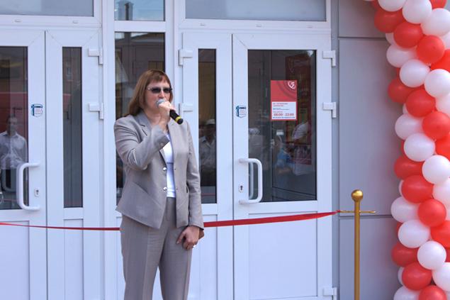 Генеральный директор сети «Пятерочка» Х5 Retail Group Ольга Наумова