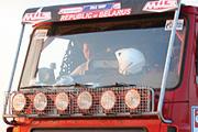 Внедорожники ралли «Шелковый путь» прибыли в Волгоград