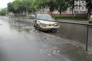 ДТП на улице Мичурина в Кемерове