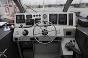 Новый круизный корабль для прогулок по рекам и каналам