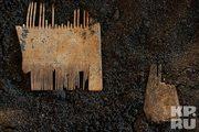 Выставка древностей, найденных археологами на месте снесенного «Пассажа»