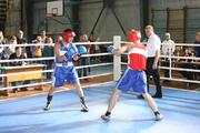 XV Международный турнир по боксу имени Владимира Нестерова в Дно