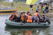 На озере Чебаркуль готовятся поднять челябинский метеорит