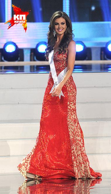 Мисс США - Эрин Брэйди