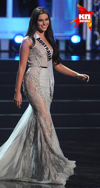 Мисс Австралия - Оливия Уэллс