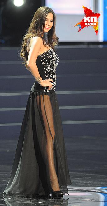 Мисс Азербайджан - Айсэль Манафова