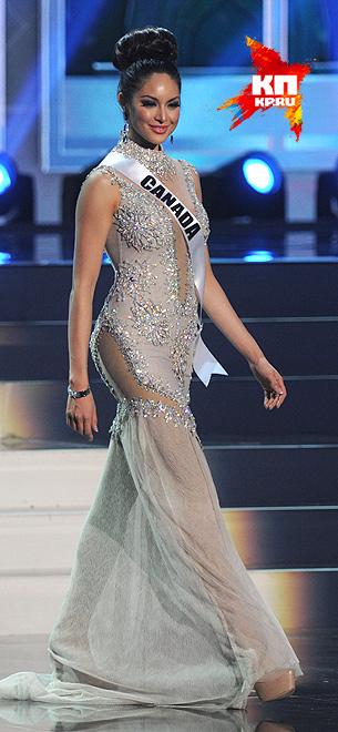Мисс Канада - Рита Сантос