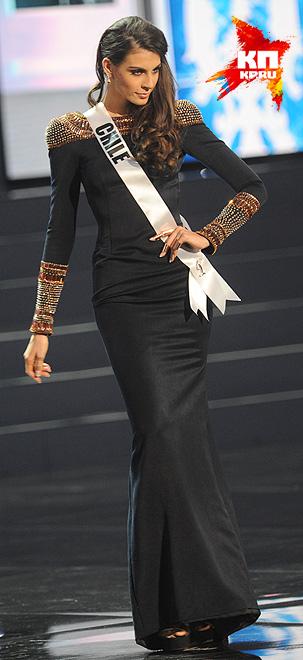 Мисс Чили - Мария-Хесус Маттье