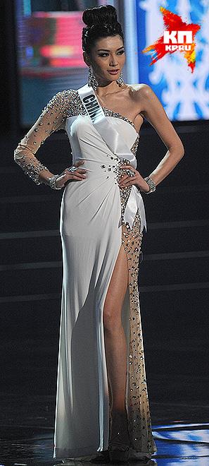 Мисс Китай - Жин Е