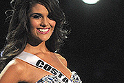 Мисс Коста-Рика - Фабиана Гранадос
