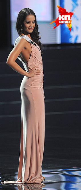 Мисс Дания - Сесиллия Ифтихар