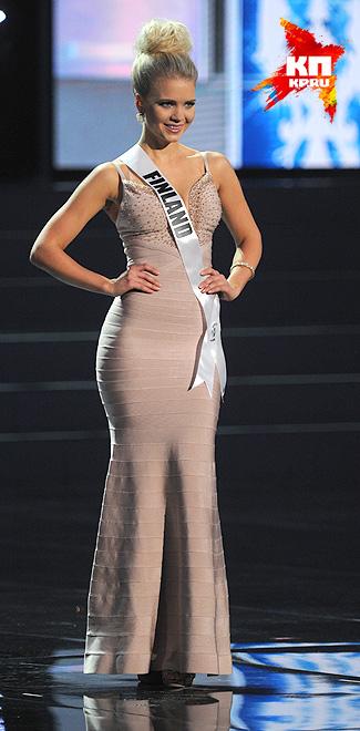 Мисс Финляндия - Лотта Хинтса