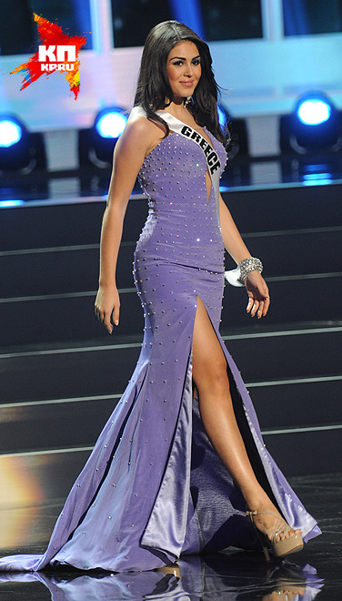 Мисс Греция - Анастасия Сидиропулу