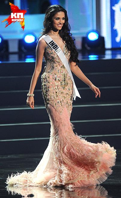 Мисс Индия - Манаси Могхе
