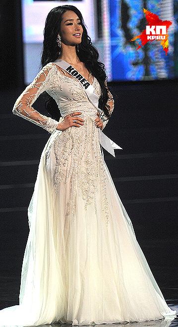 Мисс Южная Корея - Юми Ким