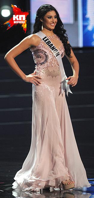 Мисс Ливан - Карен Гхрави
