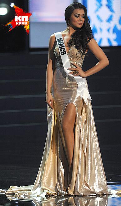 Мисс Мексика - Синтия Дук