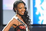 Мисс Намибия - Паулина Малулу