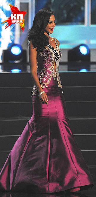 Мисс Панама - Каролина Брид