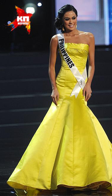 Мисс Филиппины - Ариэлла Арида