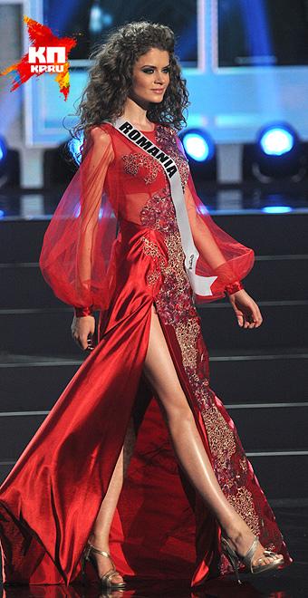 Мисс Румыния - Роксана Андрэй