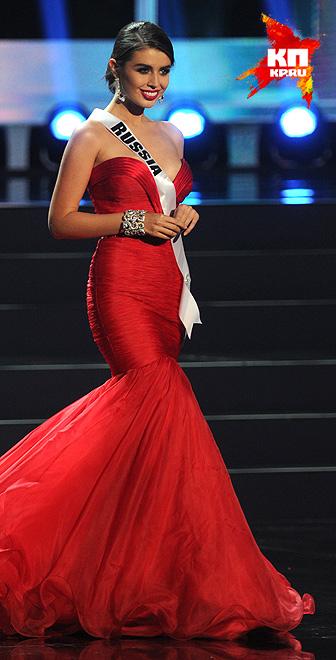 Мисс Россия - Эльмира Абдразакова