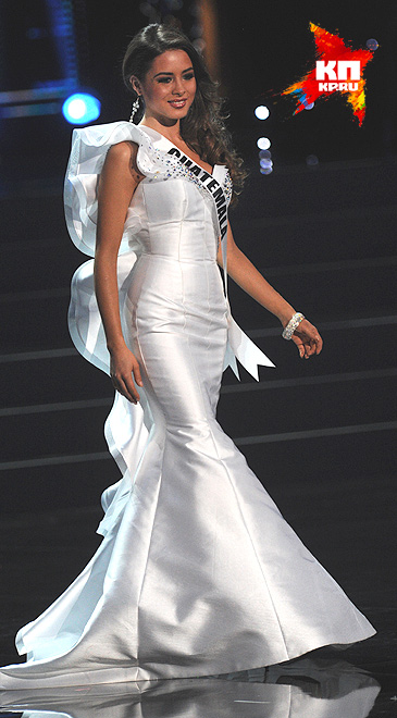 Мисс Гватемала - Паулетт Самаоя