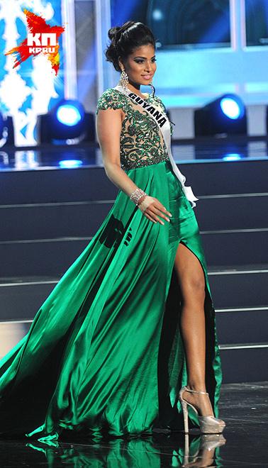 Мисс Гайана - Катерина Рошана
